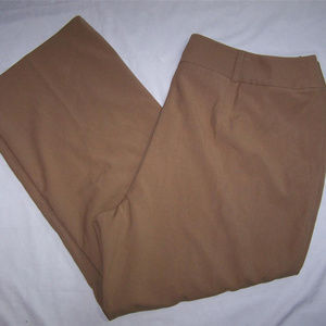 Style&co Pants 24W Stretch Flat Front 44x29 1/2